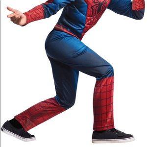 Spider-Man Boys Halloween Costume 4-6